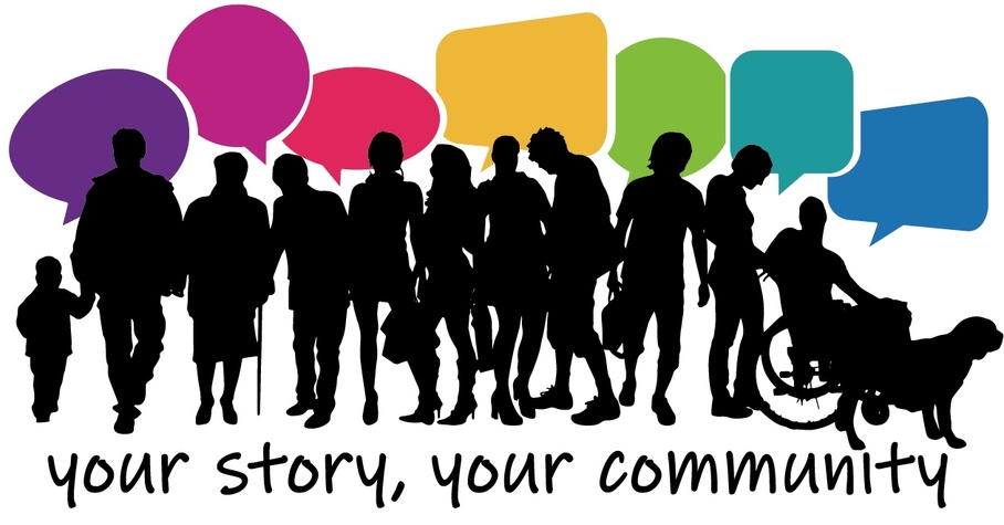 Your Story Your Community Logo